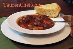 heavy kodo stew from The Tauren Chef Cookbook