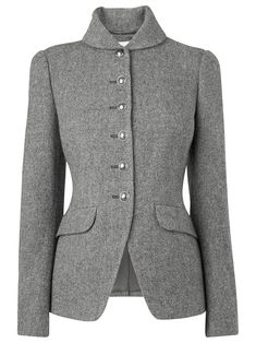 Shawl Collar Jacket / L.K. Bennett