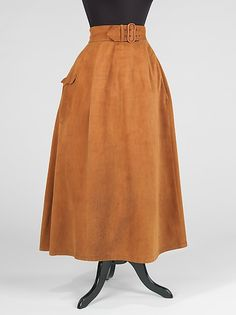 Riding ensemble Date: ca. 1896 Culture: American Medium: wool, silk, cotton, leather Accession Number: 2009.300.640a–g