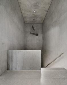 The Bündner Kunstmuseum By Barozzi Veiga - IGNANT concrete