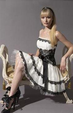 Sleeveless Short Lace White Evening Wear