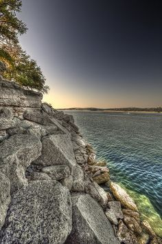 Windy Point, Lake Travis, Texas