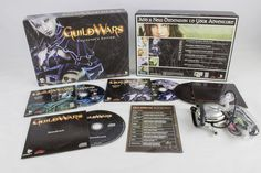 Guild Wars Collectors Edition for PC by ArenaNet, 2005, RPG, Fantasy