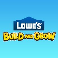 Lowe's Build & Grow - Free clinic for kids to build projects at the Loew's Store. Must register in advance to be sure there are enough supplies for your child.
