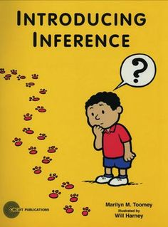 Introducing Inference. Repinned by SOS Inc. Resources @sostherapy.