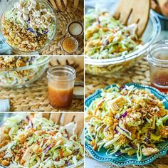 This Asian inspired Chopped Chicken Salad recipe is crazy easy to put together using a few easy short cuts and you will love every bite! It has the perfect combination of tender chicken mixed in with crunchy ramen noodles and fresh cabbage. There are very few salad recipes which my whole family will eat, but...Read More