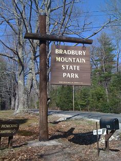 Bradbury Mountain [maine].