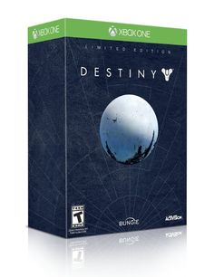 Limited edition copy of Destiny. Totally worth the extra cash