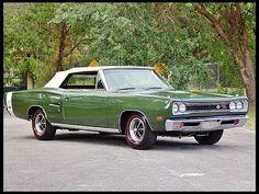 1969 Dodge Coronet R/T Convertible 440/375 HP, Automatic