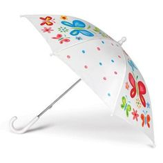 0b1fa8b72527f For creative kids why not let them Paint their Own Umbrella - how amazing?