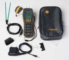 Protimeter Surveymaster Dual-Function Moisture Meter NEW! Protimeter Dual Mode Moisture Meter - new design! Humidity Sensor, Dew Point Chart, Data Logger, Temperature And Humidity, North Face Backpack, Moisturizer, Beneath The Surface, Home Builders