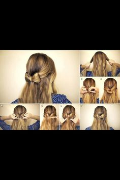 Beautiful hair design
