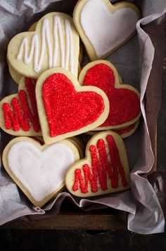 Lemon Scented Sugar Cookies - Cut-out sugar cookies with a hint of lemon. These cookies will make anyone feel special.