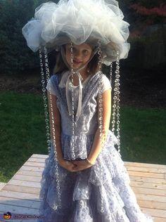 Fabulous Rain Cloud - DIY Halloween Costume