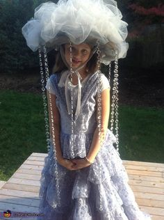 Fabulous Rain Cloud - DIY Halloween Costume