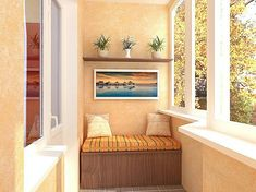 Balcony ideas #orange