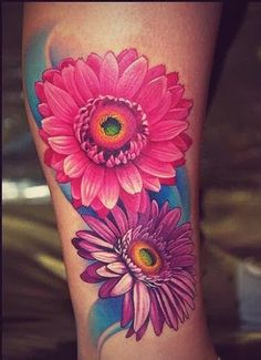 85+ Best Flower Tattoos And Ideas | How to Tattoo?