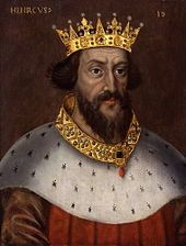Henry I of England (1068-1135) - Wikipedia, fourth son of William the Conqueror