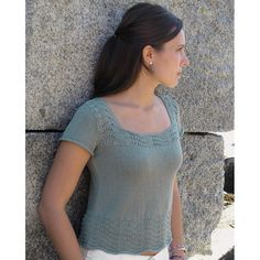Monhegan Tee by Knit One Crochet Too Pediwick - 1906 - Downloadable PDF. Discover more patterns by Knit One Crochet Too at LoveKnitting. We stock patterns, yarn, needles and books from all of your favourite brands.