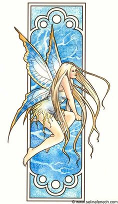 Nouveau Fairy 2 by ~SelinaFenech on deviantART