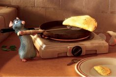 This HD wallpaper is about movies, pixar, ratatouille, remy, Original wallpaper dimensions is file size is Ratatouille Disney, Ratatouille 2007, Best Kid Movies, Pixar Movies, Disney Movies, Disney Pixar, Disney Food, Disney Art, Hanna E Barbera