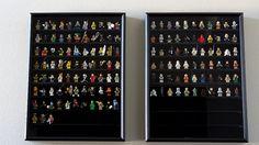 Lego Shadow boxes