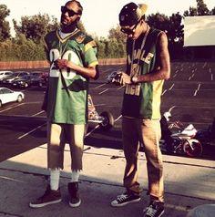 #Snoop #Dogg & #Wiz #Khalifa