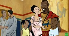 """BBC Depicts Black People as """"Typical"""" Family in Roman Britain"""