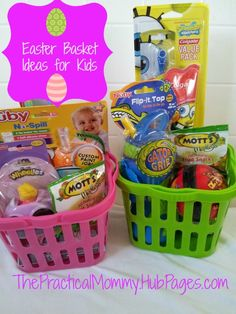 20 ideas for babys easter basket easter basket baby spring easter basket ideas for toddlers and babies goodies to put in their baskets that are negle Image collections
