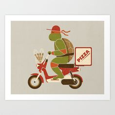 Buy Part-time Job by Teo Zirinis as a high quality Art Print. Worldwide shipping available at Society6.com. Just one of millions of products available.