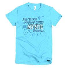 Team Mystic Short Sleeve Women's tee