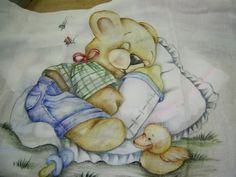 pintura em tecido fraldas - Pesquisa Google
