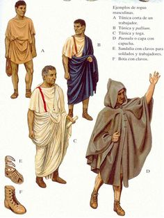 1000 Images About La Antigua Roma On Pinterest Togas