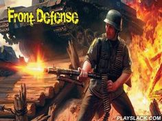 Front Defense  Android Game - playslack.com , Front Defense is an originality from Space Games in structure Defense kind. The aim of the player is to defend his base from foe soldier penetration being completely alone. Strategically find antiaircraft artifacts, riflemen with varied armaments and other hindrances on the route of the foe. The act of the game takes point on a soldiers base somewhere in the desert. The graphics is made in retro-style which will surely make glad the people of…