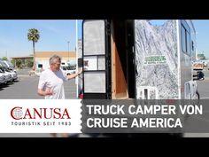 Mit Cruise America durch die USA: Truck Camper - neue Stationen   traveLink.