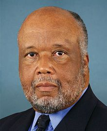 Bennie Thompson is the U.S. Representative for Mississippi's 2nd congressional district, serving since 1993, and ranking member of the Committee on Homeland Security since 2001. Thompson earned a B.A. in political science from historically black Tougaloo College in 1968 and an M.S. in educational administration from historically black Jackson State University in 1973. He served as an alderman, then mayor of Bolton before being elected to the Hinds County Board of Supervisors.