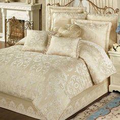 Gold Bedding Sets, Gold Comforter, Bedding Sets Online, Luxury Bedding Sets, Comforter Sets, King Comforter, Floral Comforter, Cheap Bed Sheets, House Beds
