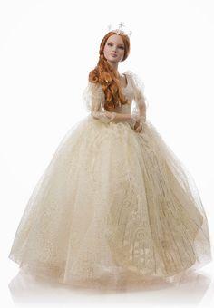 Satchel: Robert Tonner Wizard Of Oz Leading Ladies Doll Auction - Glinda