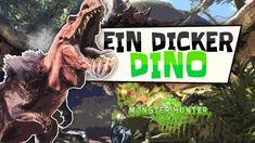 Ein dicker Dino  Monster Hunter: World