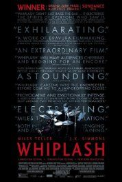 Whiplash (2014) Poster