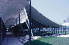 Uffici Lowara, Montecchio Maggiore, 1986 - RPBW - Renzo Piano Building Workshop