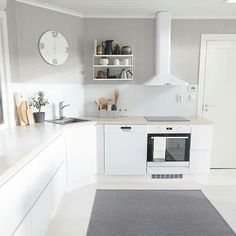 Dream Decor, New Room, Cooking Time, Interior Inspiration, Home Kitchens, Kitchen Design, House Plans, Sweet Home, New Homes