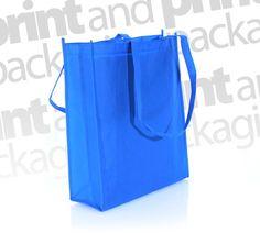 Blue Non-Woven Bag | Printed Non-Woven Bags