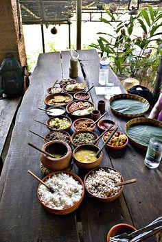 Spicy Goan Cuisine from Goa, India