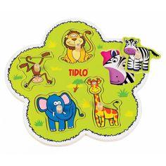 Lift and match jungle Animals