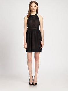 Great summer LBD!  Raoul - Summer Strappy Dress - Saks.com