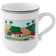 Design Naif 10 oz. Countryside Mug