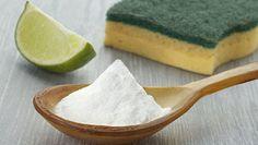 Hoje falamos da limpeza com bicarbonato de sódio. O bicarbonato de sódio é bactericida e por isso é muito eficaz a tirar odores e as sujidades mais difíceis da sua casa.  Conheça algumas utilidades! #Bicarbonato_de_Sódio #dicas #truques #limpeza #limpar
