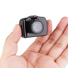 Looking for HD Mini DV? Hurry and get this top selling surveillance mini camera today and let the fun begin! Mini, Nerd Fashion, Buying Wholesale, Geek Chic, Camcorder, Cool Gadgets, Smart Watch, Geek Stuff, Stuff To Buy