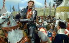 Henry V (1944). Directed by and starring Laurence Olivier.  Picture: ITV / Rex Features